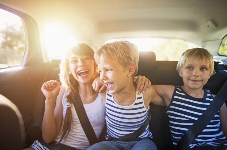 Wees voorbereid op een autovakantie met je kinderen